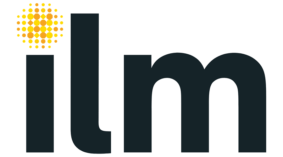ilm-a-city-and-guilds-group-business-vector-logo