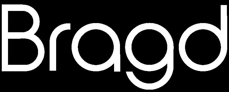 Bragd Logo White